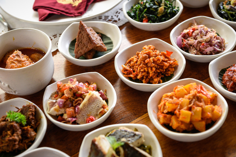 Fall in love with Indonesian food at Ubud Food Festival  Ubud Food Festival