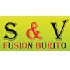 S&V Fusion Burrito