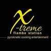 X-treme Flambe Station